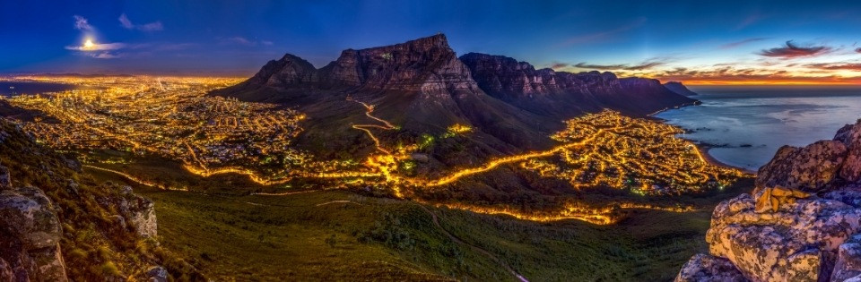 South Africa Re-Imagined: Cape Town & Safari