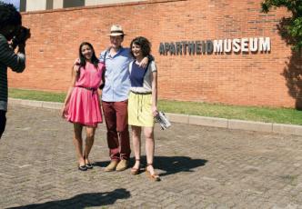 Soweto & Apartheid Museum Tour