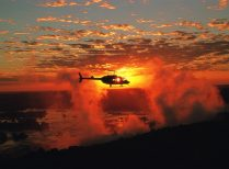 """""""Flight of Angels"""" Helicopter Ride"""