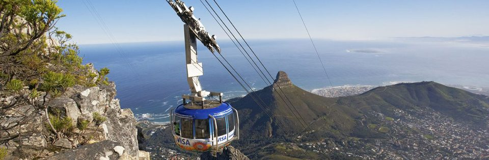 Half Day Table Mountain & City Tour