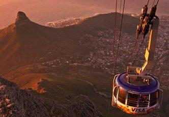 Cape Town City & Table Mountain Shore Excursion