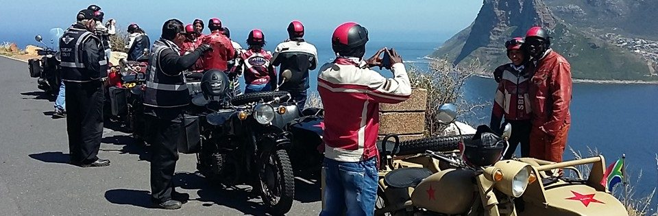 Vintage Sidecar Whale & Dolphin Route Experience