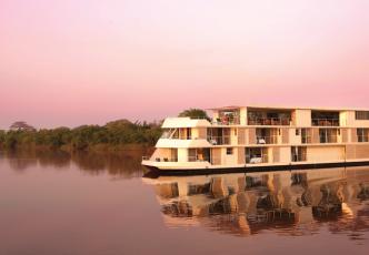 Zambezi River Safari
