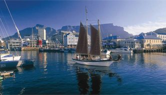 The City Bowl and V&A Waterfront
