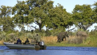 Quick Facts about Chobe