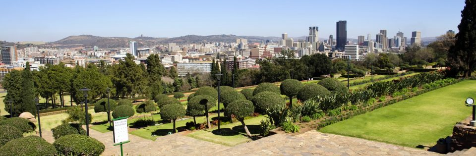 Half Day Pretoria City Tour