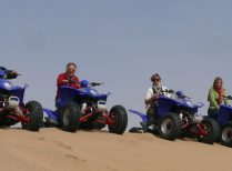 Walvis Bay Namibia Quad-Bike Adventure
