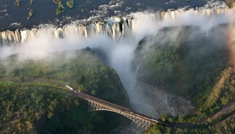 Quick Facts about Victoria Falls